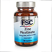 Zinc Picolinate With Copper 30Mg