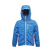 Regatta Boys Autoblok Softshell Jacket - Blue