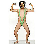 The Official Borat Mankini - Green