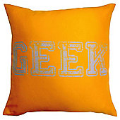 Novelty Geek Cushion