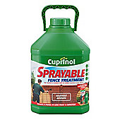 Cuprinol Sprayable Harvest Brown 5L