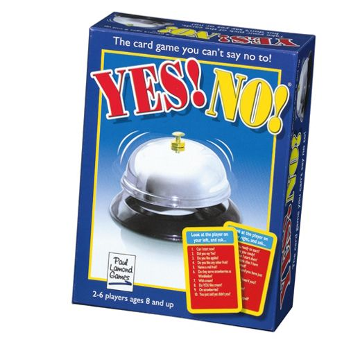The Yes! No! Game