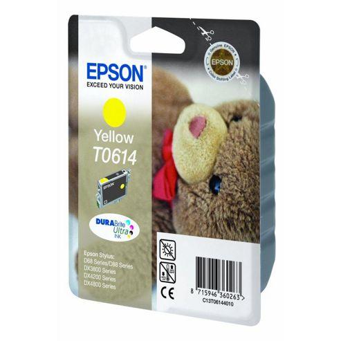 Epson T0614 Singlepack Durabrite Ultra Ink v