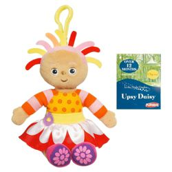 In the Night Garden Upsy Daisy Bean Toy