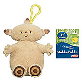 In The Night Garden Makka Pakka Bean Toy