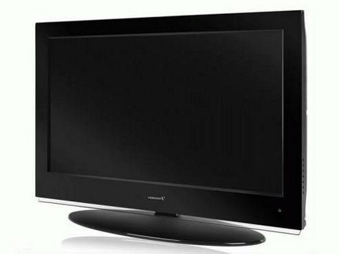 Videocon VU226LD 22inch LCD Television HD Ready with Integrated Freeview Black Gloss