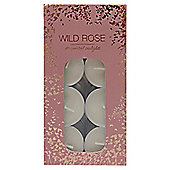 Greenhill & York Wild Rose Tealights