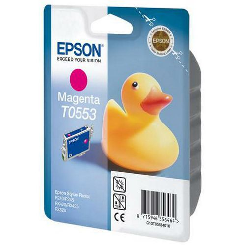 Epson T0553 printer ink cartridge - Magenta