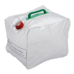 Tesco 15L Collaspsible Water Carrier