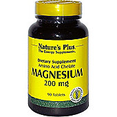 Magnesium 200mg soy amino acid chelate