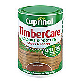 Cuprinol Timbercare Rustic Brown 5L