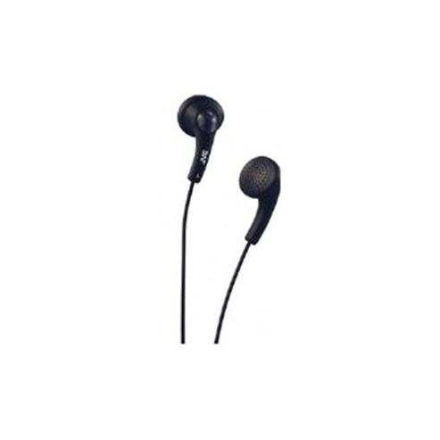 JVC In-Ear Gumy Headphones Olive Black HA-F150-B-E