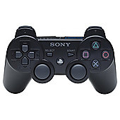 PS3 Controller - Official Dualshock 3 (Black)