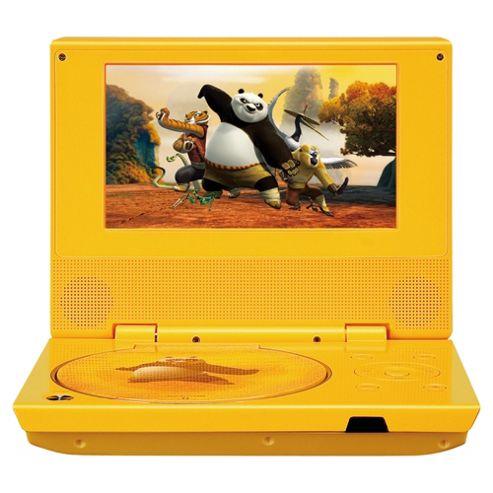 Technika Kung Fu Panda 7