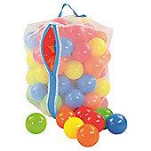 Tesco 100 Playballs, Multicoloured
