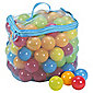 Tesco 100 Ballpit Playballs - One Pack Supplied