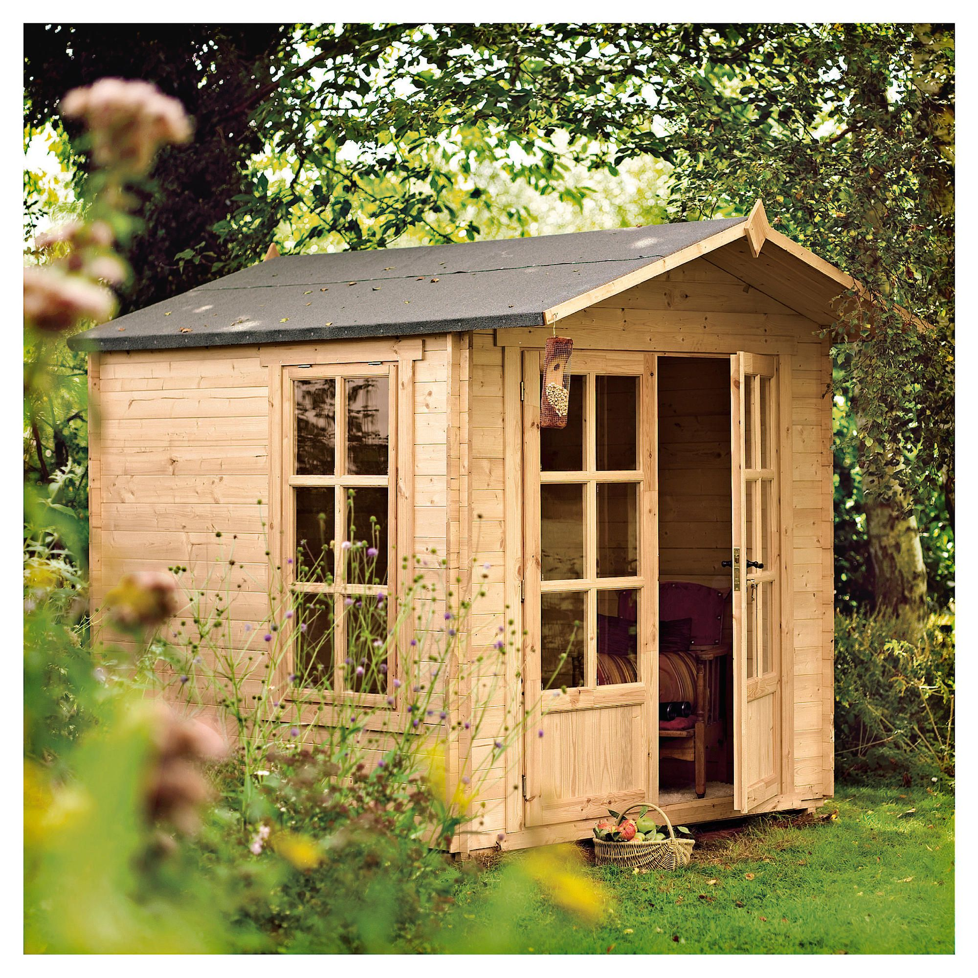 Rowlinson Marsden Summer Cabin at Tescos Direct