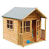 Rowlinson 5ft x 5ft Playaway Wooden Playhouse