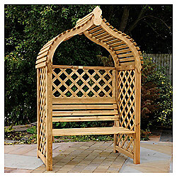 Rowlinson Jaipur Wooden Arbour