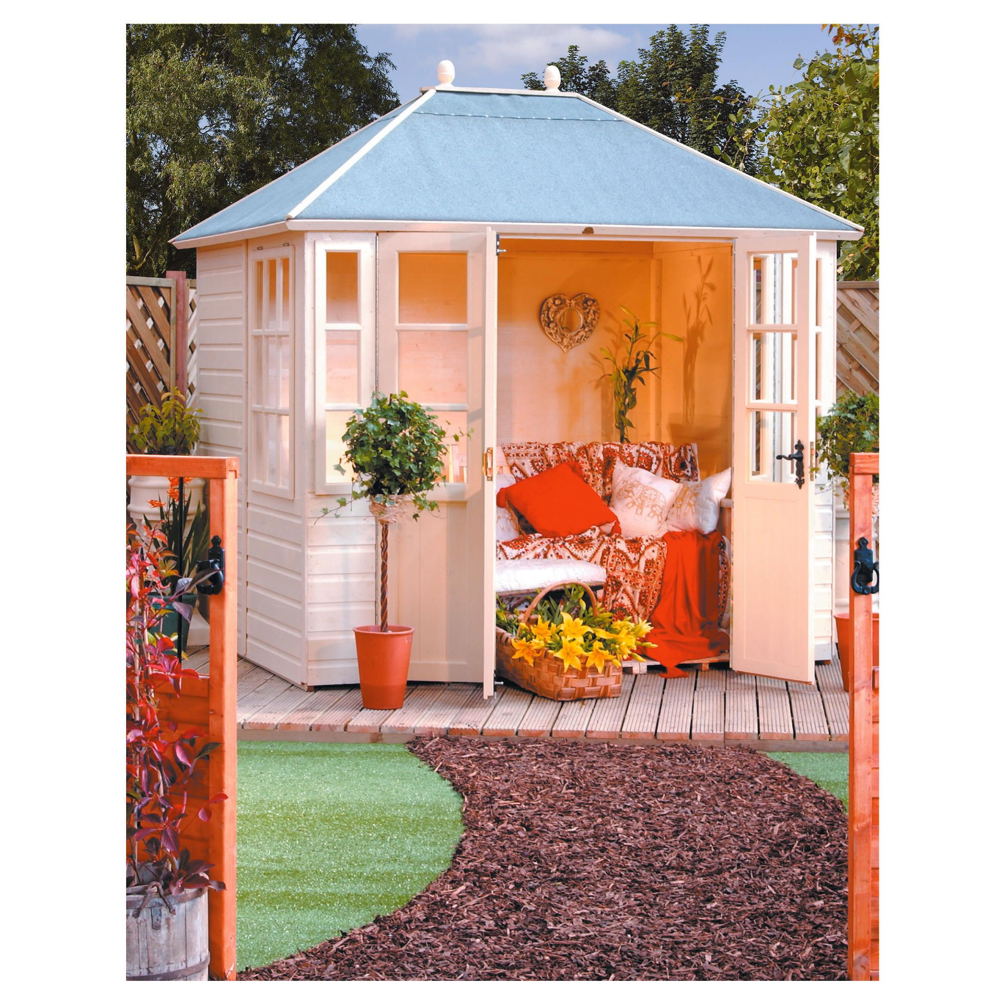 Rowlinson Chatsworth Summerhouse at Tescos Direct