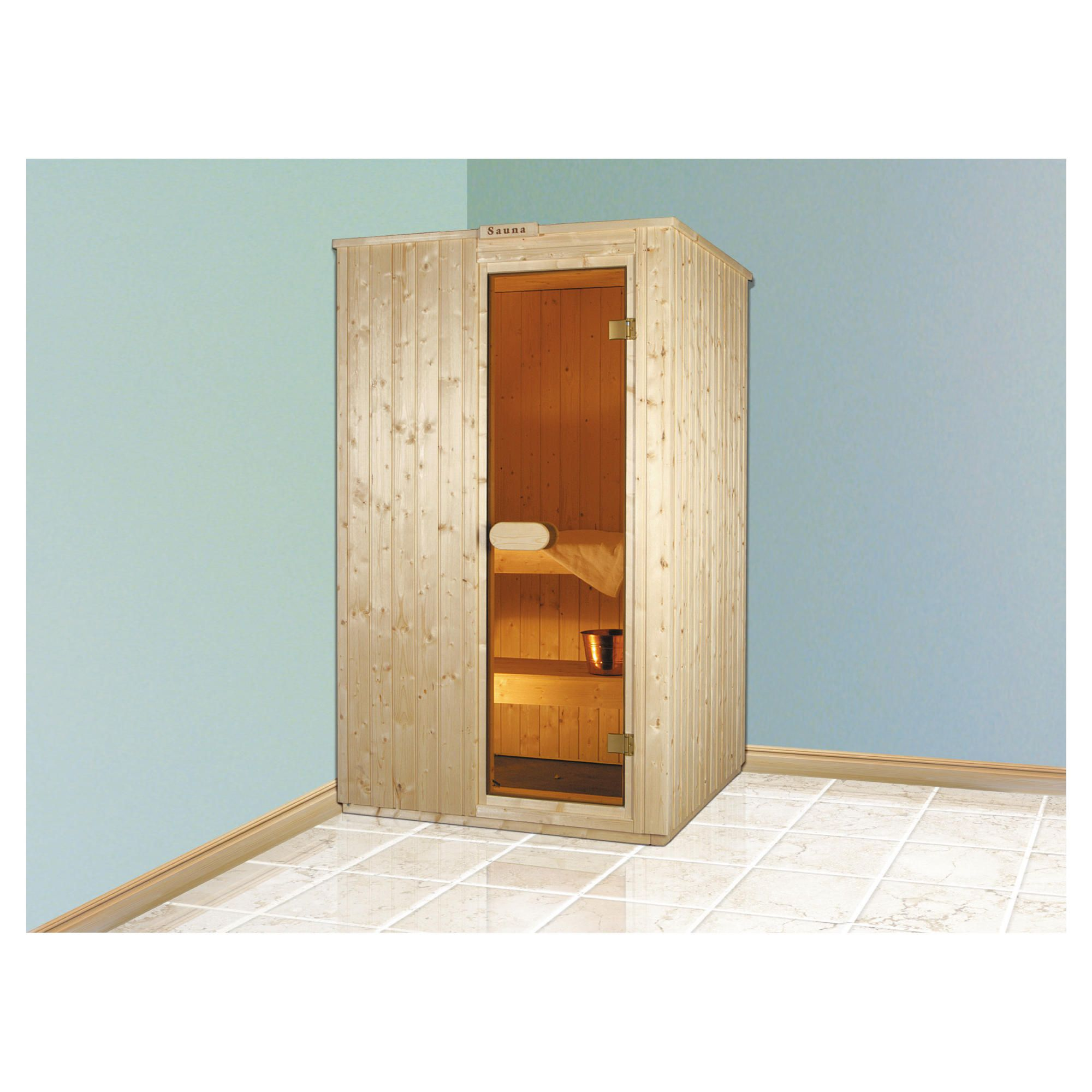 Finnforest Finnlife Laine Sauna (Small) at Tesco Direct