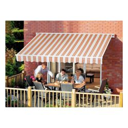 Gamblemere Sun Awning Kingston 2.5x2m