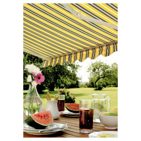 Greenhurst Windsor Sun Awning 3.5x2.5m