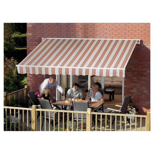 Gamblemere Kingston Sun Awning 3.5x2.5m