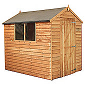 Mercia 7 x 5 Overlap Apex Shed