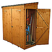 Mercia Pent store with side door