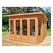 Mercia Helios 10x10 Summerhouse
