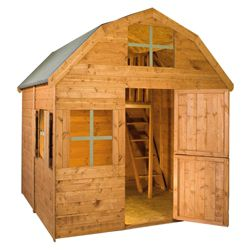 Mercia 7ft x 7ft Dutch Barn