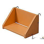 Verona Tollo Clip On Shelf - Orange