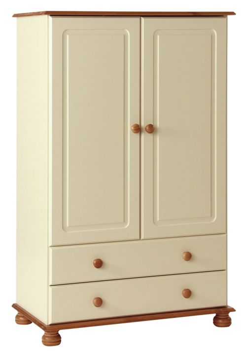 Altruna Oslo 2 Door 2 Drawer Wardrobe