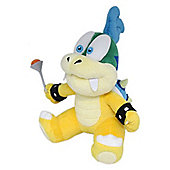 "Official Nintendo Super Mario Plush Series Stuffed Toy - 7"" Larry Koopa"