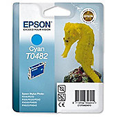 Epson T0482 printer Ink Cartridge - Cyan