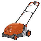 Flymo Lawnrake Compact 3400 - Electric Lawnrake