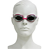 Speedo Opal Mirror Swimming Goggles - Pink