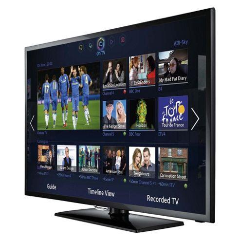 Samsung 32 Inch Smart Tv : Samsung UE32F5300 32 Inch Smart WiFi Ready Full HD 1080p LED TV With ...