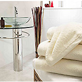 Luxury 800gsm Boutique 100% Turkish Cotton Towel - Cream