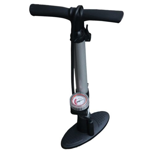 Activequipment Bike Track Pump with Gauge, 160psi