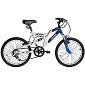 "Vertigo Etna 20"" Dual Suspension Kids' Mountain Bike - Boys"