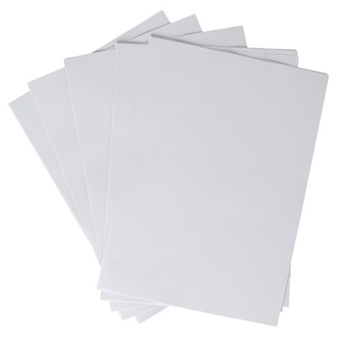 Tesco A4 Extra White 90gsm Paper, 500 Sheets