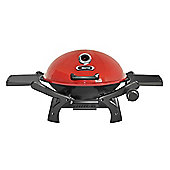 Lifestyle BBQ TEK Portable Gas Barbeque Grill (Red Lid)