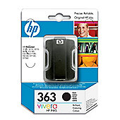 HP 363 printer ink Cartridge -Black (C8721EE)