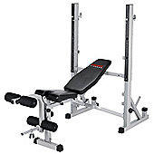 York Fitness B540 2 in 1 Heavy Duty Bench and Squat