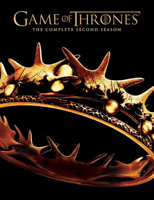 Game Of Thrones - Season 2 (DVD Boxset)