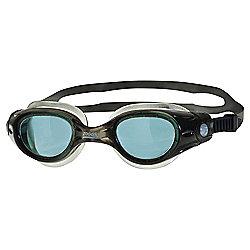 Zoggs Phoenix Adult Swimming Goggles, Smoke