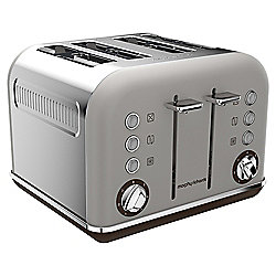 Morphy Richards Accents Toaster Pebble