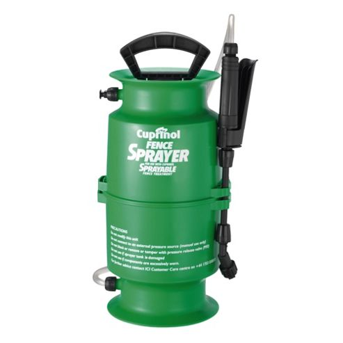 Cuprinol Sprayable Sprayer